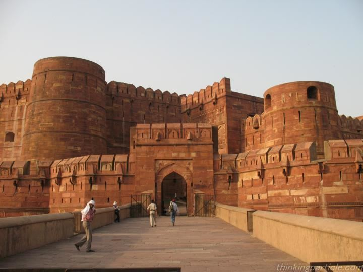 Agra in the past, History of Agra