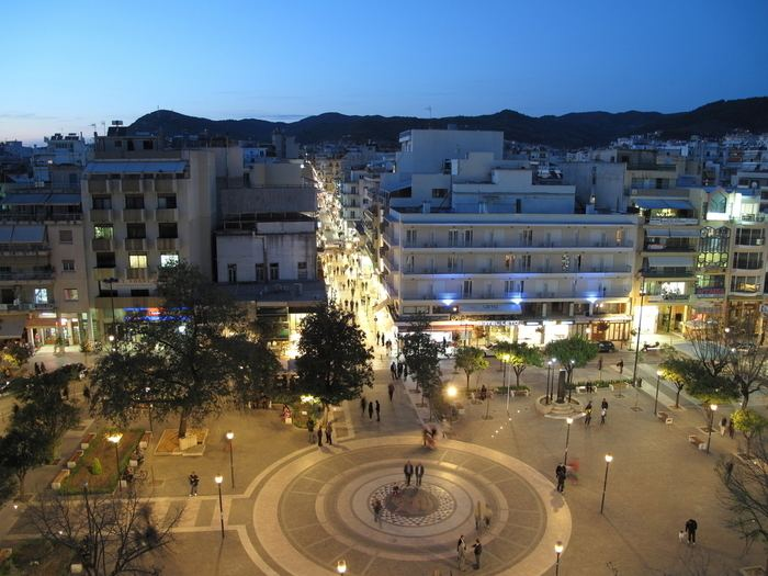 Agrinio in the past, History of Agrinio