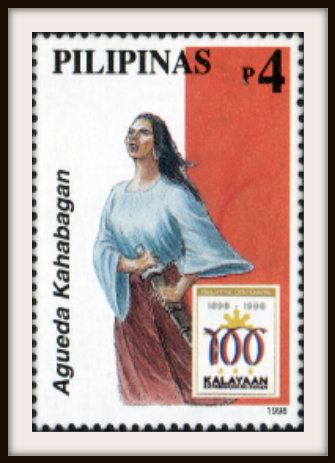 Agueda Kahabagan Kickass Women in History Agueda Kahabagan and the Women of the