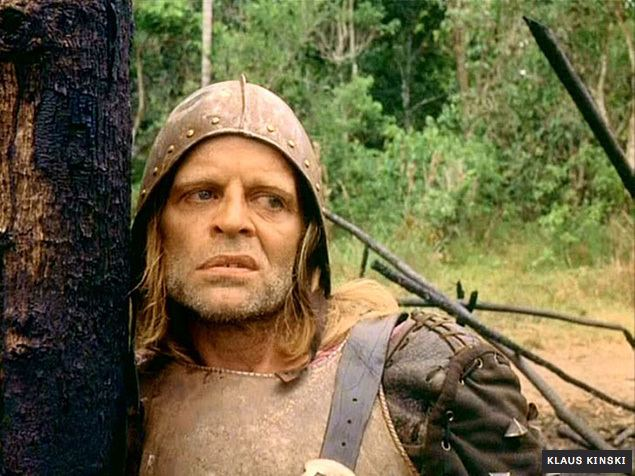 Aguirre, the Wrath of God movie scenes Performance Review s Most Overlooked Klaus Kinski Aguirre The Wrath Of God