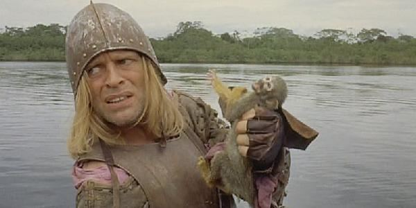 Aguirre, the Wrath of God movie scenes Great Last Scenes Aguirre The Wrath of God Year 1972