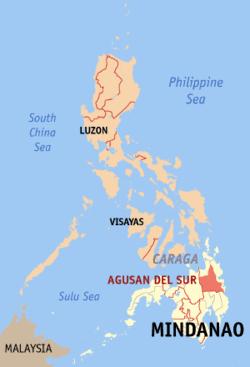 Agusan del Sur Wikipedia