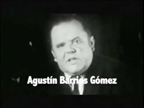 Agustin Barrios Gomez Periodistas Mercenarios y Vendidos de Mxico YouTube