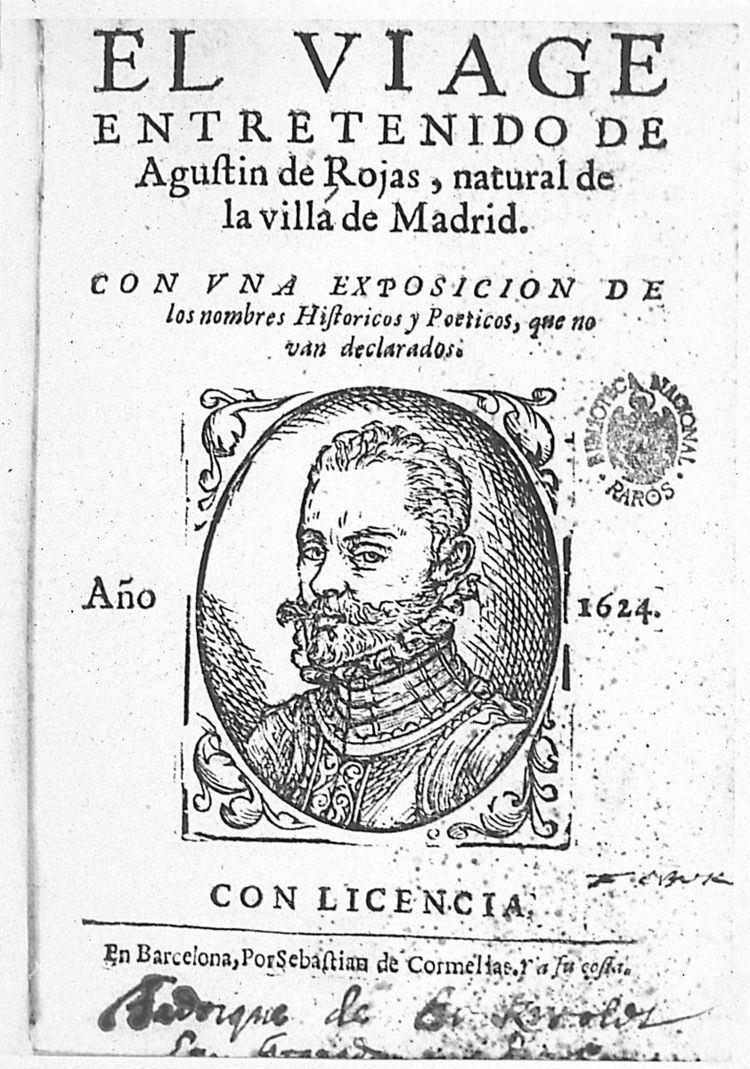 Agustin de Rojas Villandrando