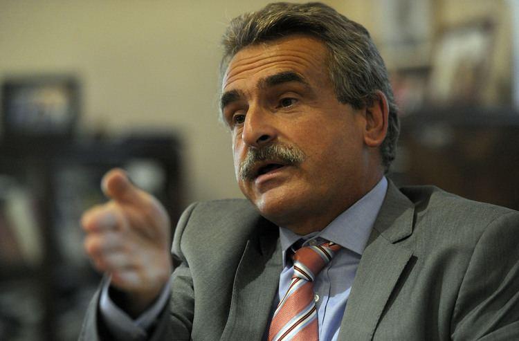 Agustin Rossi Agustn Rossi habl sobre la muerte del fiscal Nisman y de
