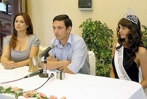 Agustina Quinteros Miss Argentina Agustina Quinteros de La Pampa rumbo a Miss