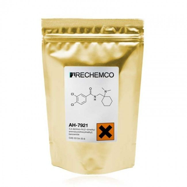 AH-7921 Buy AH7921 CAS 55154308 Synthetic Opioids