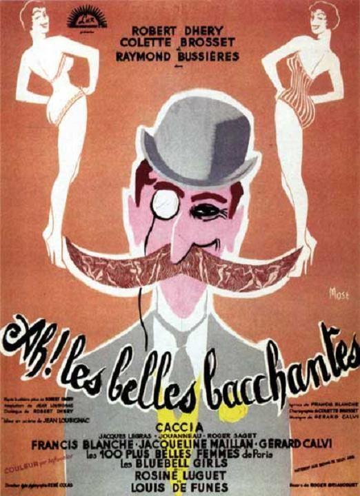 Ah! Les belles bacchantes Comedie Ah Les belles bacchantes DVDrip 1954 Repost AvaxHome