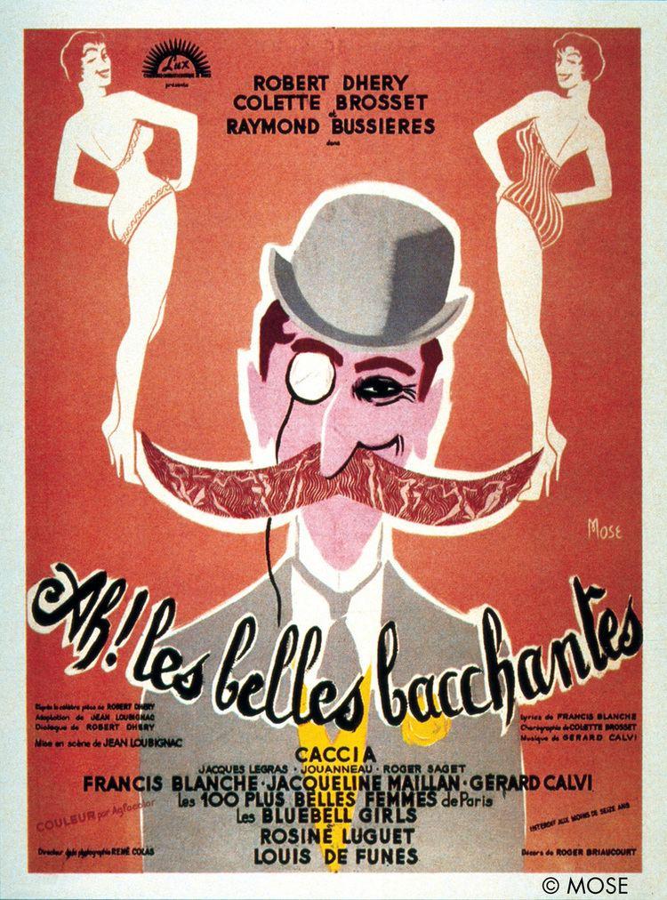 Ah! Les belles bacchantes Ah Les Belles Bacchantes 1954 uniFrance Films