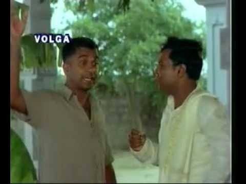 Aha Naa Pellanta (1987 film) AhaNa PellantaComedyBramhanandam and Gundu HanumanthaRao YouTube