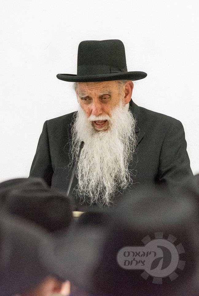 Aharon Feldman greengart Photo Keywords rabbi aharon feldman
