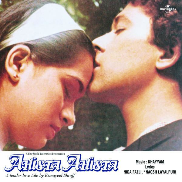 Ahista Ahista 1981 Movie Mp3 Songs Bollywood Music