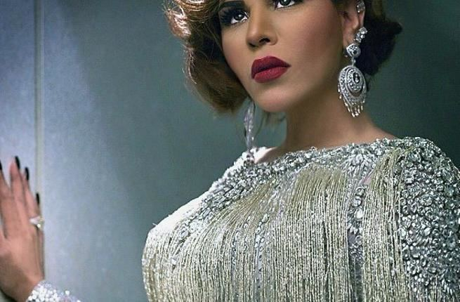 Ahlam Somebody39s in trouble with Ahlam Cow caricature of