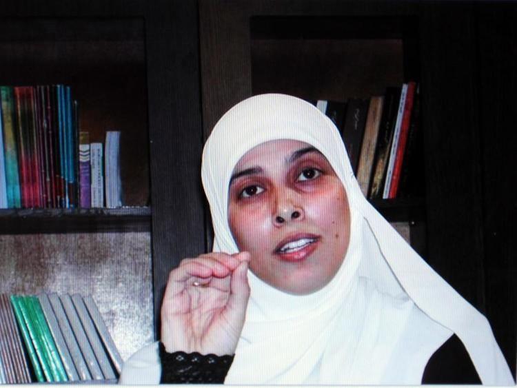 Ahlam Tamimi A family handout photo of Hamas terrorist Ahlam Tamimi