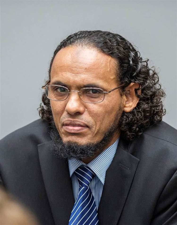 Ahmad al-Faqi al-Mahdi Ahmad Al Faqi Al Mahdi Pleads Guilty at ICC to Destroying Timbuktu