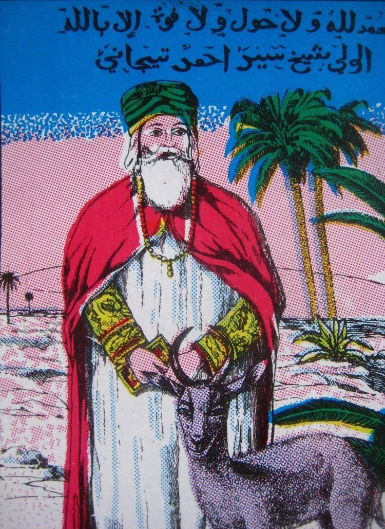 Ahmad al-Tijani alTijani Thicket amp Thorp