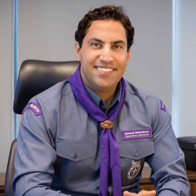 Ahmad Alhendawi Ahmad Alhendawi SB17 Detroit