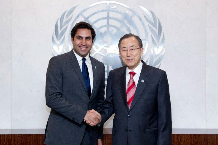 Ahmad Alhendawi United Nations News Centre Interview with Ahmad Alhendawi UN