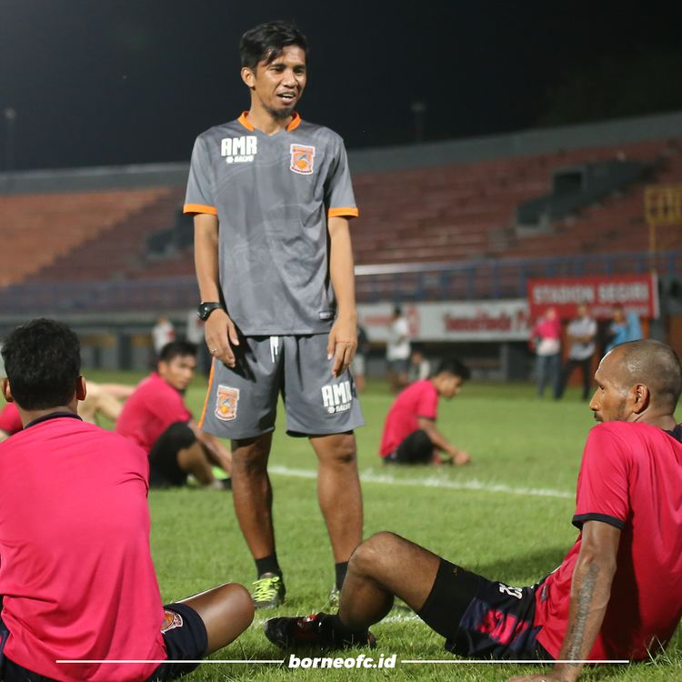 Ahmad Amiruddin Ahmad Amiruddin tells his team to forget past meetings against Semen