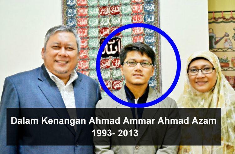 Ahmad Ammar Ahmad Azam Ahmad Ammar Ahmad Azam Pelajar Malaysia Dimuliakan Di Turki