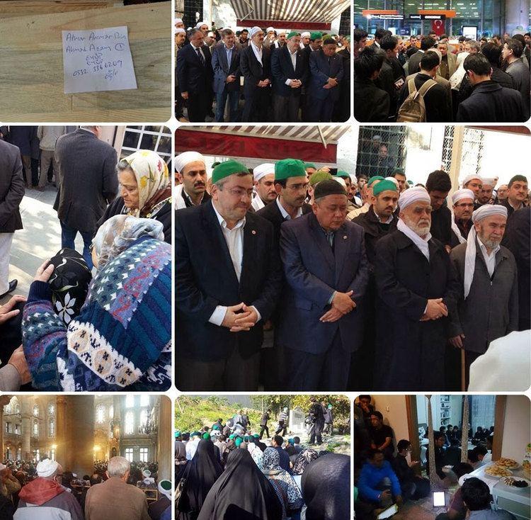 Ahmad Ammar Ahmad Azam Keistimewaan Jenazah Ahmad Ammar Di Turki Archives