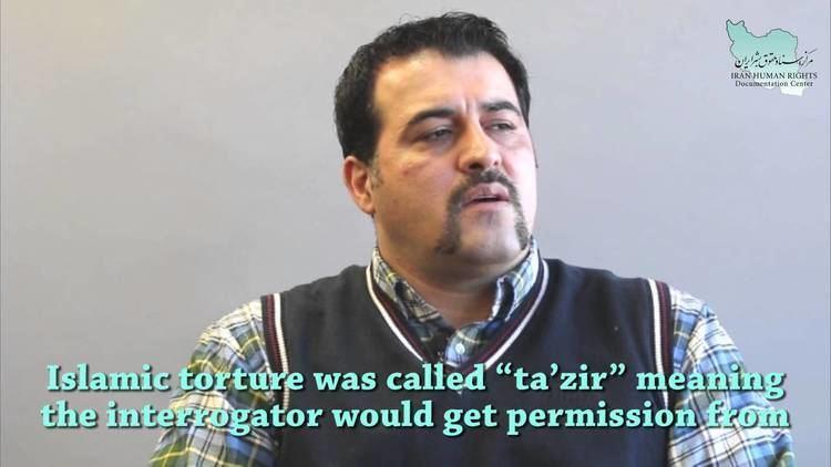 Ahmad Batebi Video Statement of Ahmad Batebi