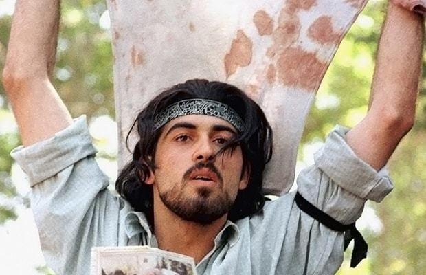 Ahmad Batebi Exiled Iranian student Ahmad Batebi the face of 1999