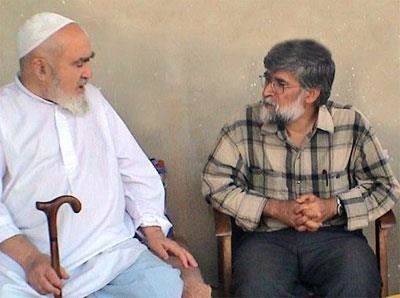 Ahmad Ghabel Iran rudit religieux et clbre opposant au rgime Ahmad Ghabel