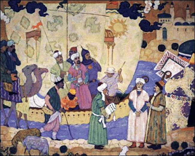 ibn fadlans journey to russia
