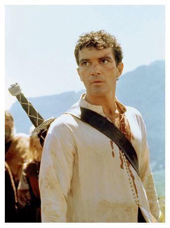 Ahmad ibn Fadlan The 13th Warrior 1999 Starring Antonio Banderas as