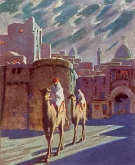 Ahmad ibn Fadlan Scandinavia and Ibn Fadlan Muslim Heritage