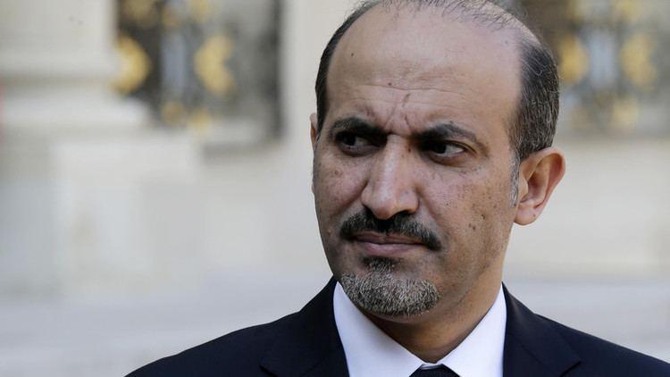 Ahmad Jarba Syria opposition reelects Jarba as leader Al Arabiya News