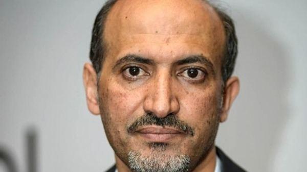 Ahmad Jarba AhmadJarbajpg Syrian Perspective