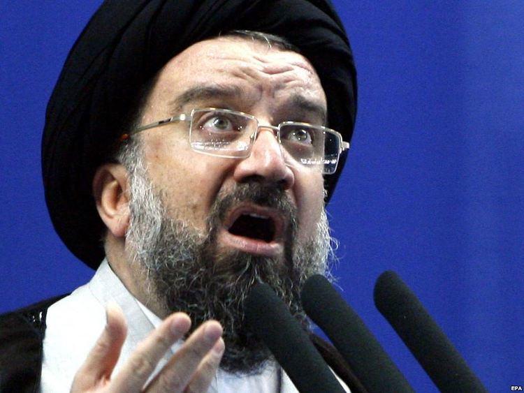 Ahmad Khatami irannewsupdatecomimages2013bregimeAhmad20Kha