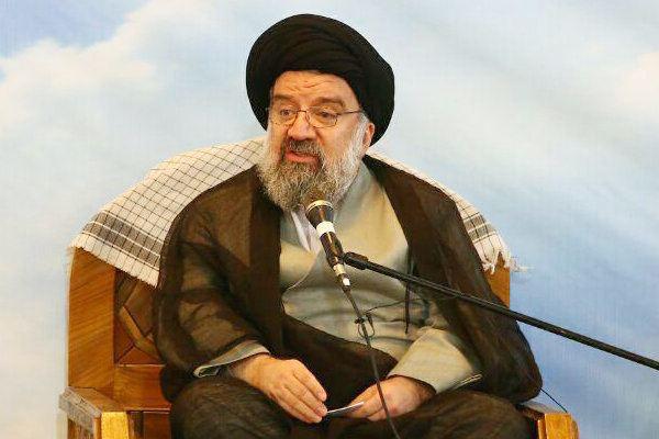 Ahmad Khatami A body vetting prospective successors to Leader Ahmad Khatami