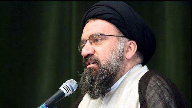 Ahmad Khatami Ayatollah Ahmad Khatami