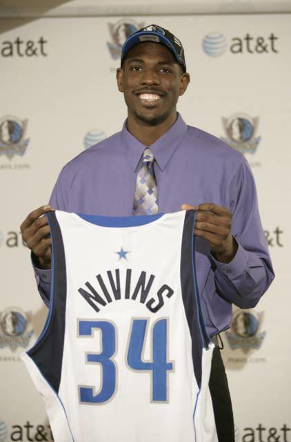 Ahmad Nivins Photo Gallery Ahmad Nivins 3909 2009 NBA Draft Pick