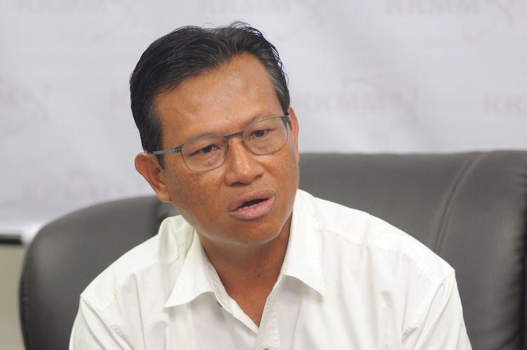 Ahmad Shabery Cheek Ahmad Shabery I was not aware of RM107m embezzlement of funds