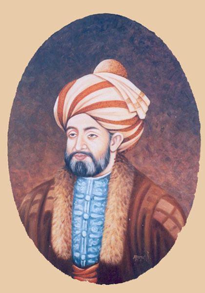 Ahmad Shah Durrani Durrani Wikipedia the free encyclopedia