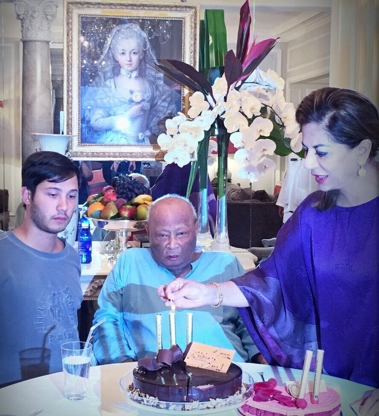 Ahmad Shah of Pahang Kee Hua Chee Live HIS ROYAL HIGHNESS SULTAN AHMAD SHAH THE SULTAN