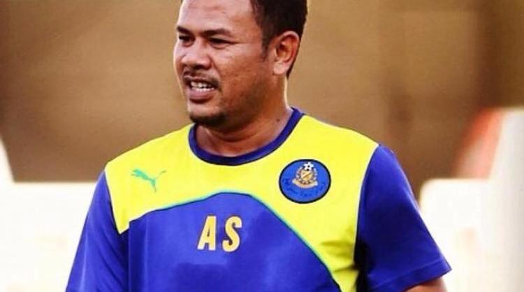 Ahmad Shaharuddin Rosdi Coach profile Ahmad Shaharuddin Rosdi Pahang FourFourTwo