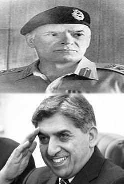 Ahmad Shuja Pasha Pakistan Cyber Force ISI Legends Why General Ahmad Shuja Pasha