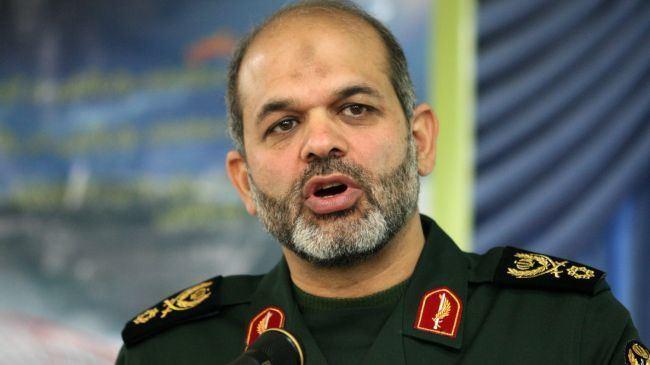 Ahmad Vahidi Brigadier General Ahmad Vahidi