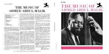 Ahmed Abdul-Malik vinylcom Vinylcom Ahmed AbdulMalik The Music of