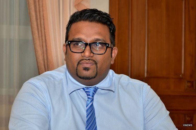 Ahmed Adeeb vnews I have no connection to Afrasheem39s murder Adeeb