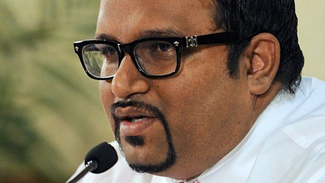 Ahmed Adeeb Maldives VicePresident Adeeb arrested over 39bomb plot