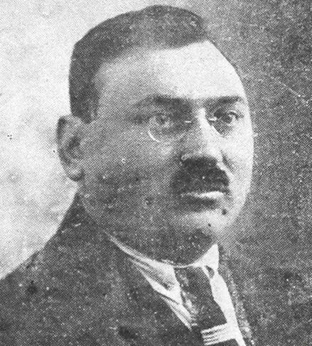 Ahmed bey Pepinov