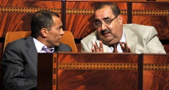 Ahmed Chami USFP Lachgar obtient la suspension de Ahmed Reda Chami et
