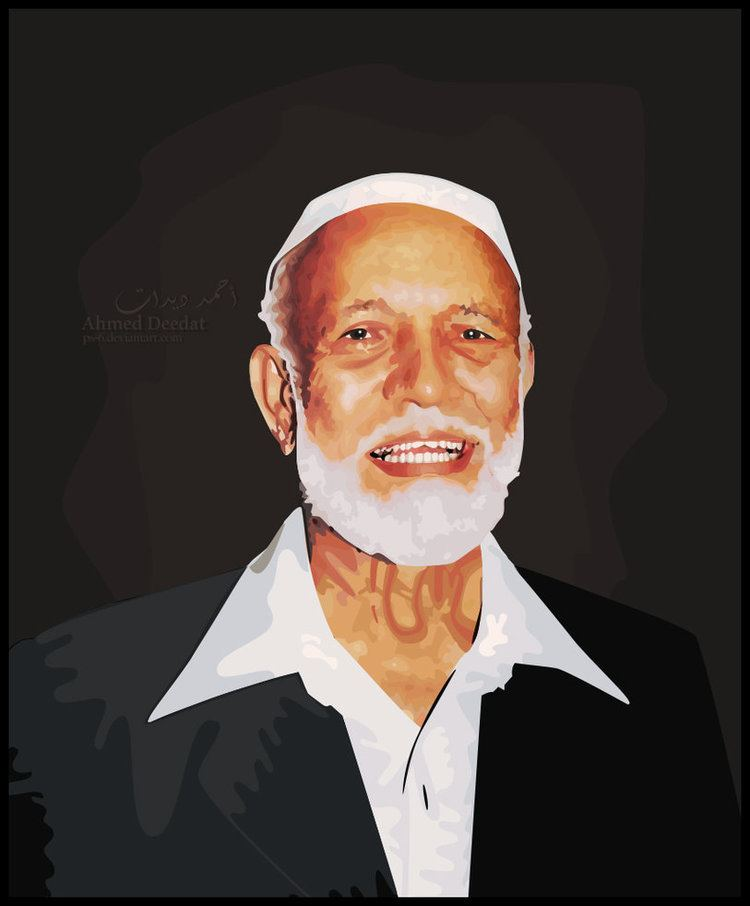 The life of Ahmed Deedat, a global D'awah man and his son Yusuf Deedat