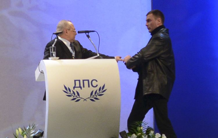 Ahmed Dogan Was Bulgarian Politician Really Target of Assassination Attempt